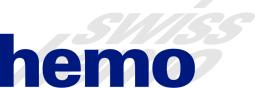 hemo AG Logo